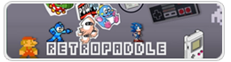 Retropaddle : Le blog du Retro Gaming