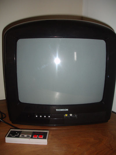 Choisir une télé pour le Retrogaming ? Pas facile ! Television-retrogaming