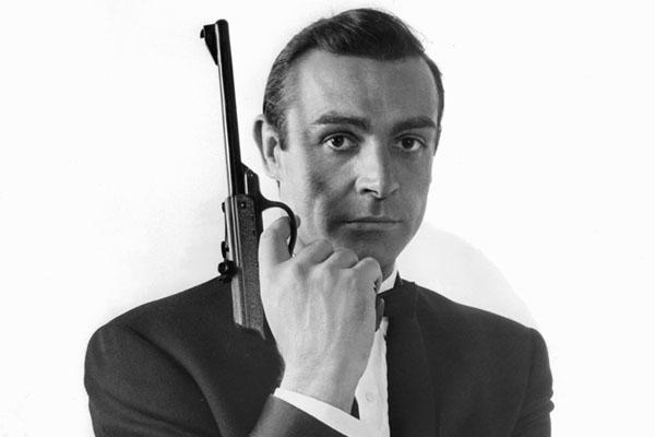 James Bond 007 Sean Connery