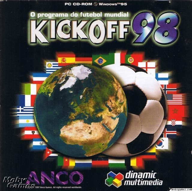 Kick Off 98 Titre