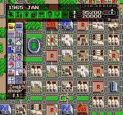Sim city builder