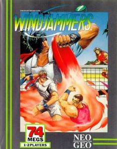 Jackette d'origine Windjammers