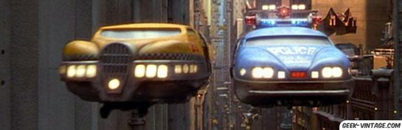 Top 5 des véhicules de films qui n'existent pas encore !