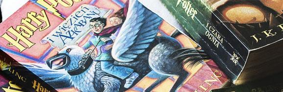 De nombreux produits à l'effigie du personnage Harry Potter