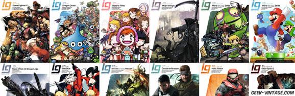 Jeu-concours IG magazine : Gagnez un des 5 exemplaires Hors-Série 4 Les Pépites du jeu vidéo (TERMINE)