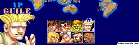 Street Fighter 2 : Vous-êtes plutôt Ken ou Ryu ?