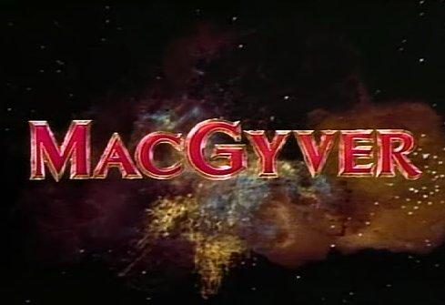 MacGyver début générique