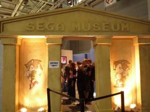 sega museum vu de l'extérieur