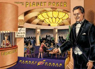 Planet-poker