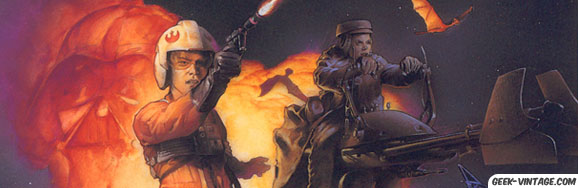 Rebel assault 2 : the hidden empire, un excellent jeu vintage Star wars !