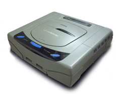 SEGA - Saturn NTSC