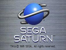 SEGA - Saturn (logo)