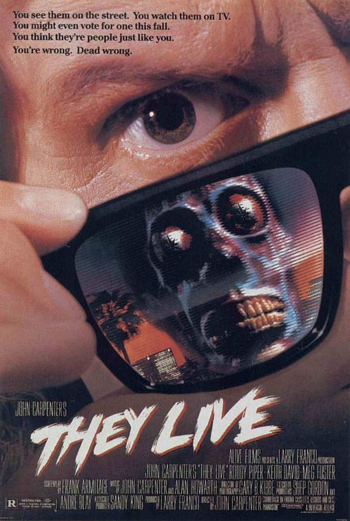 They Live - Affiche