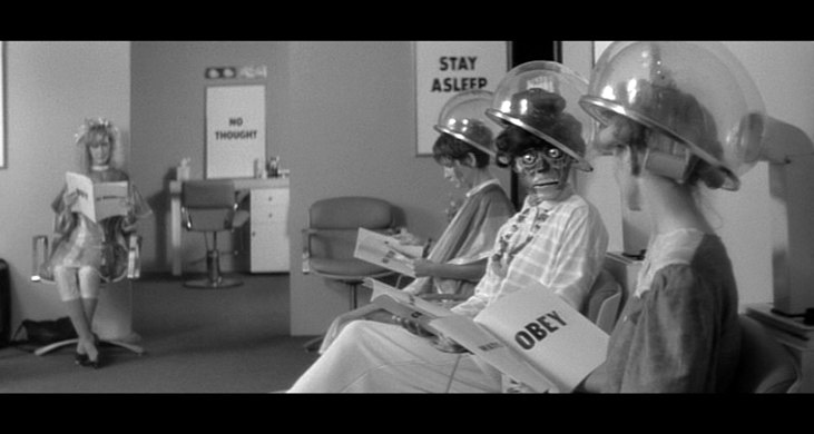 They Live - Coiffeur