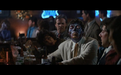 They Live - Bar