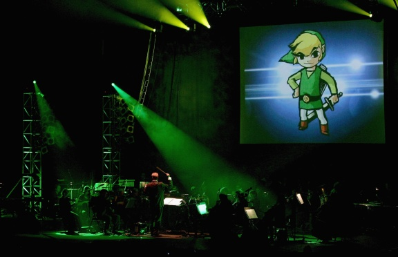 Zelda en version orchestrale