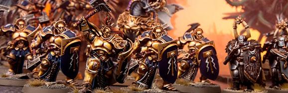 L'essentiel à connaitre sur les jeux de figurines Warhammer Age of Sigmar et 40 k