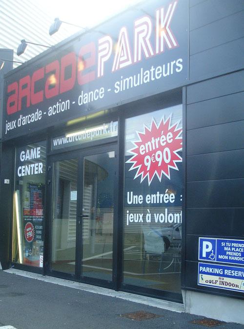arcade-park-salle-lanester