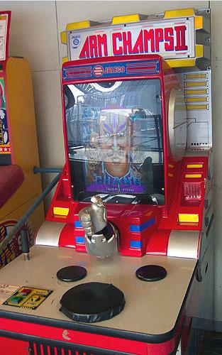 arm champs arcade