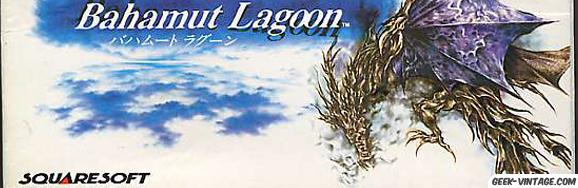 Import JAP vol.1 : Bahamut Lagoon