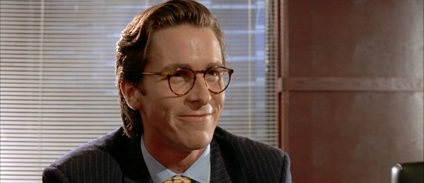 American Psycho Its Hip To Be Square