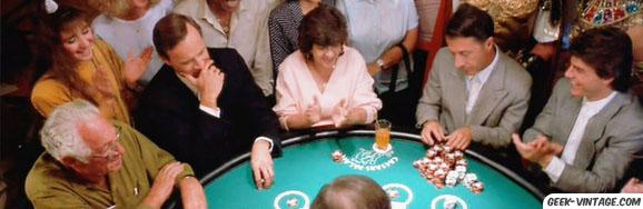 Aux origines du blackjack en ligne