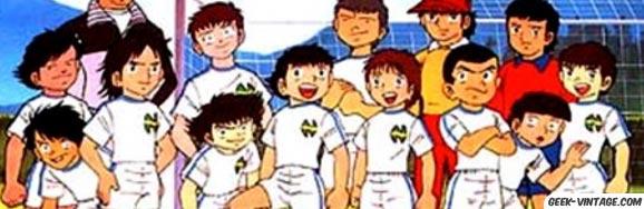 Captain Tsubasa, le foot ç'ay cool !
