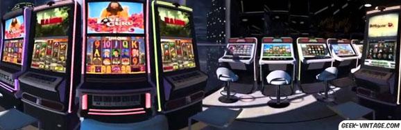 Casino en ligne : le futur est dans vos casques