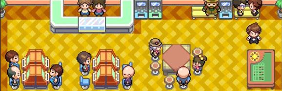 Le Casino de Celadopole dans Pokémon