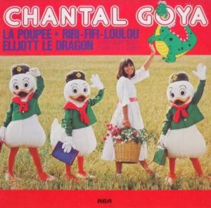 Chantal Goya Une Echarpe Une Rose