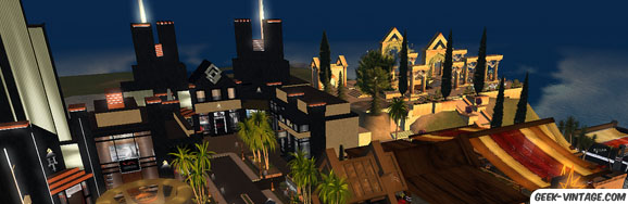 City Builder : un dieu urbain