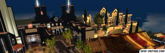 City Builder : un dieu urbain