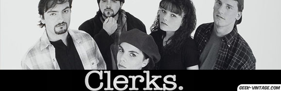 Clerks, les employés modèles : le premier film de Kevin Smith !