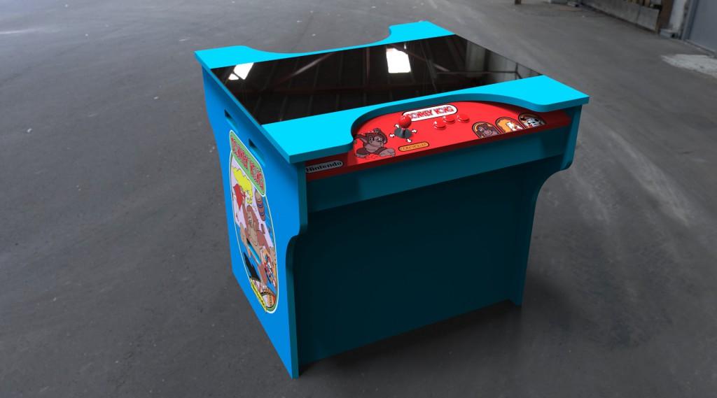 borne arcade cocktail