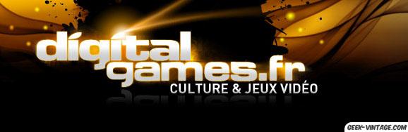 Digital Games, un concentré de jeux vidéo et de culture Geek !
