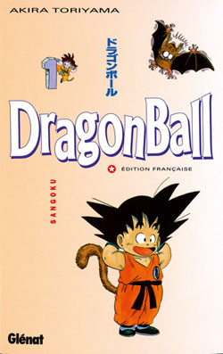 Dragon Ball Glenat