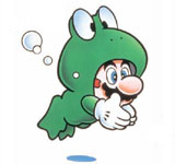frogsuit super mario bros 3