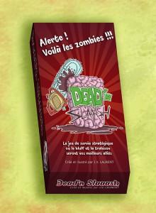 Boîte du jeu Dead'n Slaaash