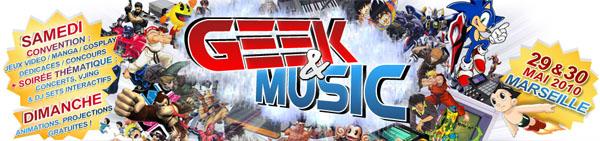 geek&music