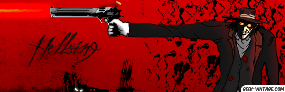 Hellsing, le manga du charismatique vampire Alucard