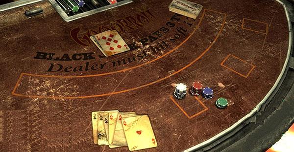 L'histoire du blackjack