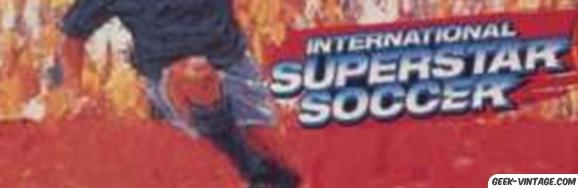 International Superstar Soccer… Deluxe!