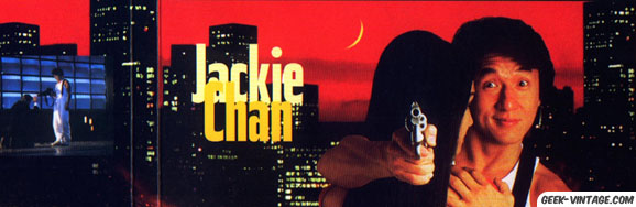 Niki Larson, le City Hunter version Jackie Chan
