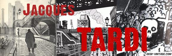 Les BD de Jacques Tardi