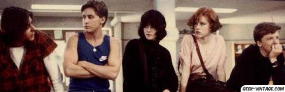 Les films cultes pour ados de John Hugues des années 80 / 90