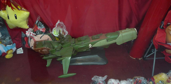 konci maquette albator