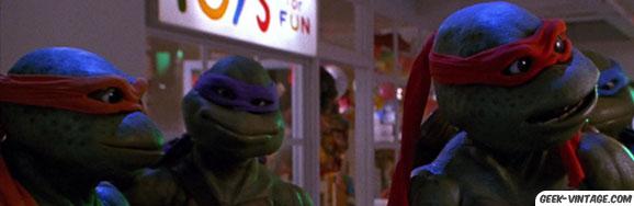 L'univers des Tortues Ninjas : COWABUNGA !