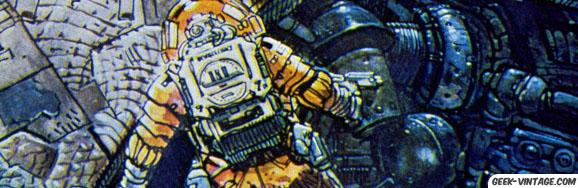 Alien (Ridley Scott) : Nostromo, Monstre & compagnie