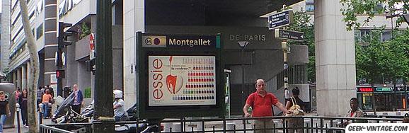 La rue Montgallet, le rendez-vous des geeks