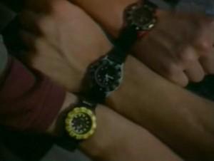 synchronisation des montres